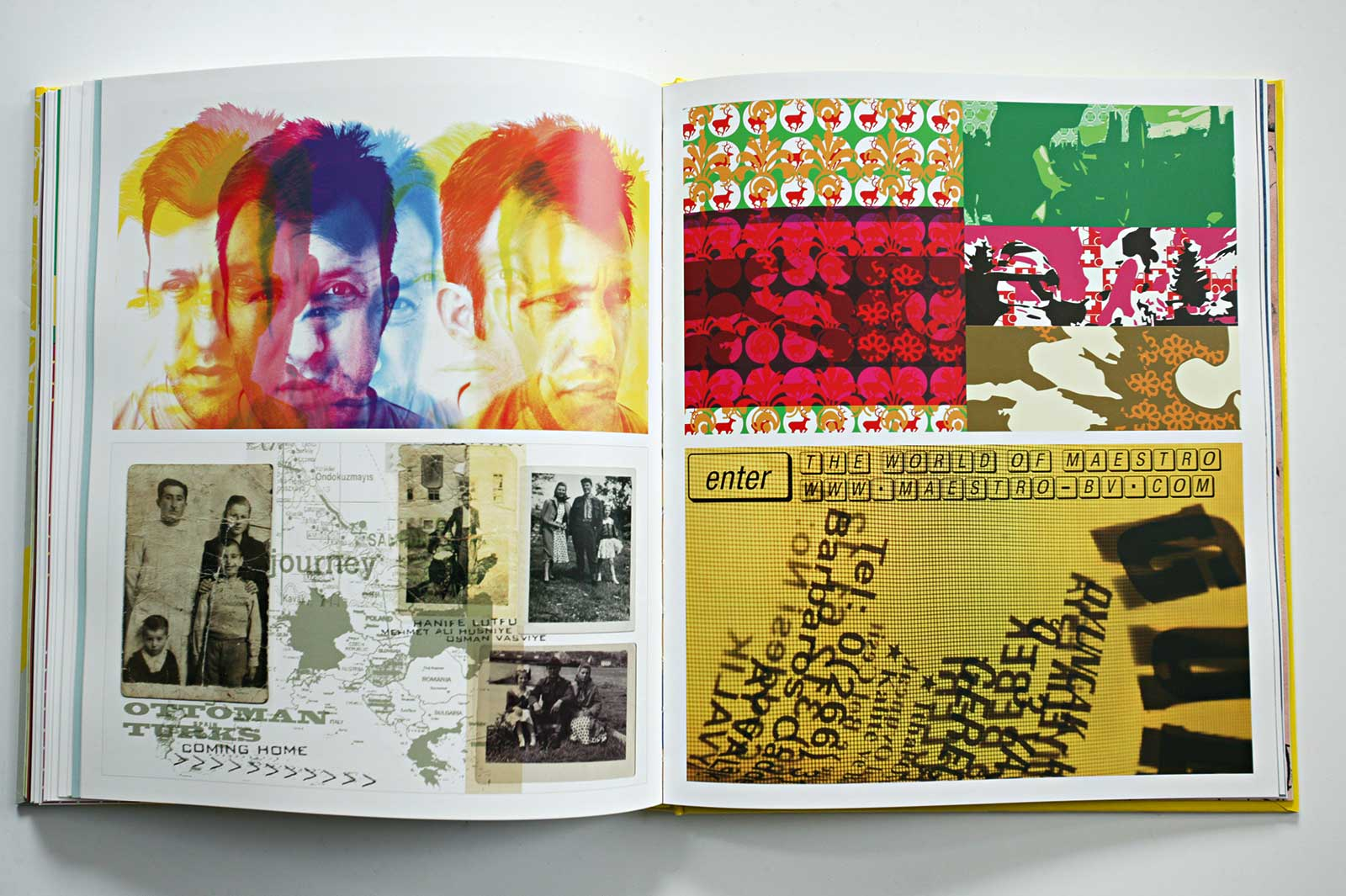 Beyond Graphic Design - Graphics concept book by Maestro DNA