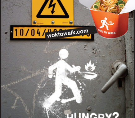 Wok to Walk - Advertising Campaign