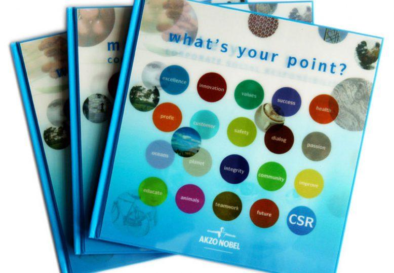 Akzo Nobel - Corporate Social Responsibility Report