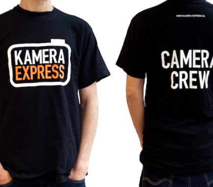 Kamera Express - T-shirt Design